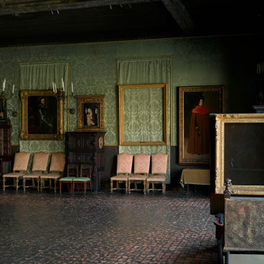 Dutch Room, Isabella Stewart Gardner Museum, Boston. Photo: Sean Dungan