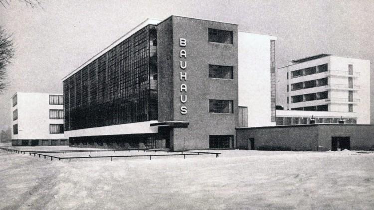 Dessau bauhaus schule